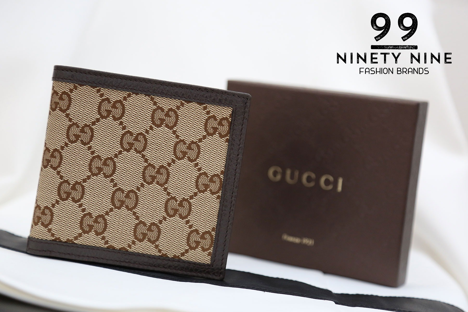 Gucci wallets on sale at 99 Fashion Brands