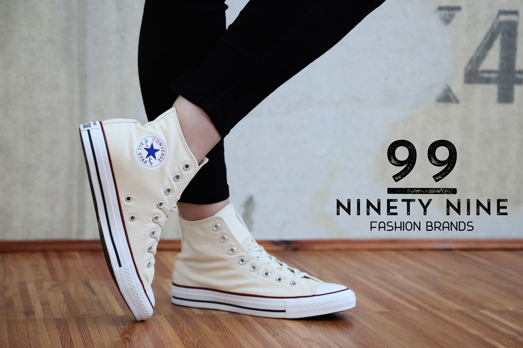 Converse All Star on sale at 99 Fashion Brands