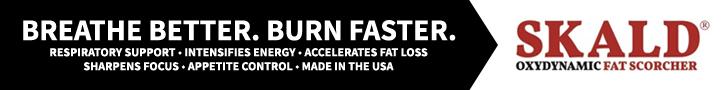 SKALD - Breathe Better. Burn Faster.