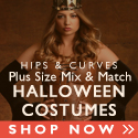 plus size halloween costumes