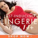 plus size valentines lingerie