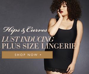 plus size valentine's day lingerie