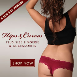 Gorgeous Plus Size Panties! 4 For $26!