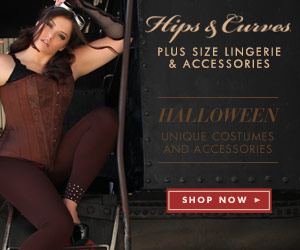 Shop Hips & Curves For Gorgeous Halloween Costumes!