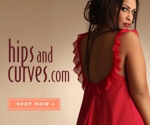 Hips & Curves Plus Size Lingerie