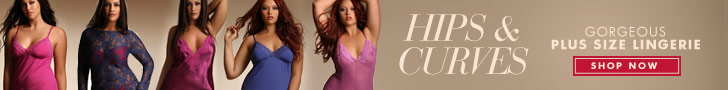 HipsandCurves Plus Size Lingerie