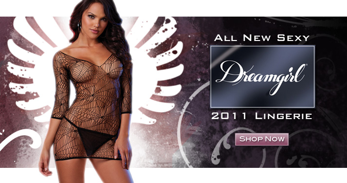 New DreamGirl Lingerie for 2011