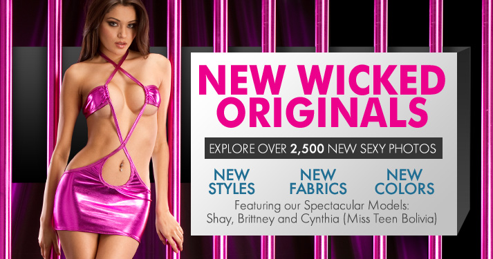 New Wicked Original Designs, Fabrics, Colors and Photography