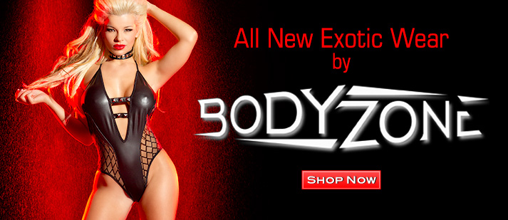 All New Exotic Wear by Body Zone