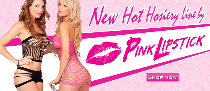 All New Hot Hosiery Line by Pink Lipstick