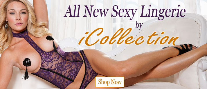 All New Sexy Lingerie by iCollection