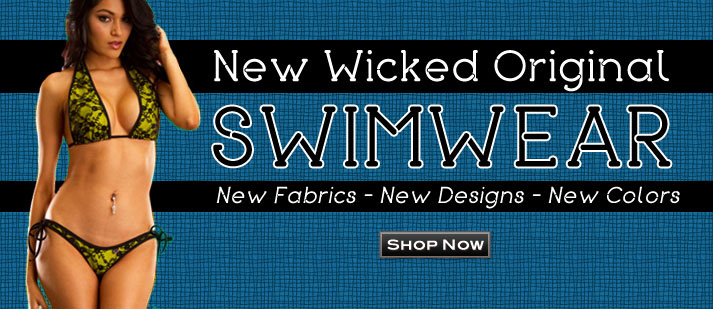 New Wicked Original Swimwear