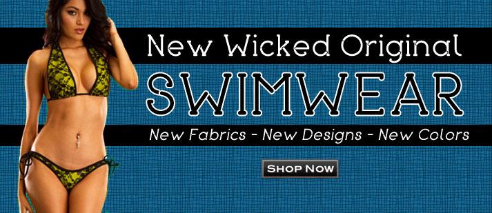 New Wicked Original Swimwear