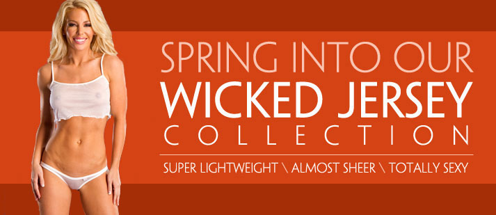 Spring Into Our Wicked Jersey Collection