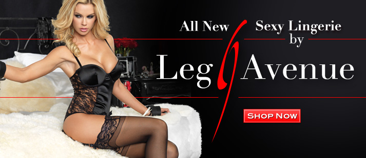 All New Sexy Lingerie by Leg Avenue