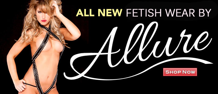 All New Fetish Wear by Allure