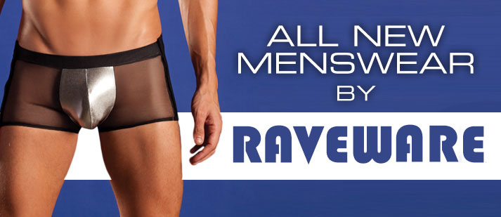 All New Mens Raveware