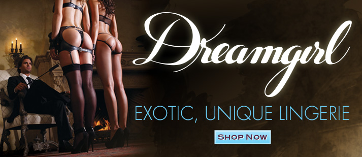 Exotic, Unique Lingerie by Dreamgirl