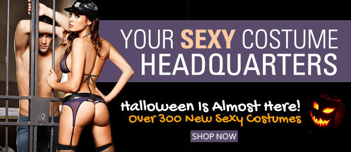 Over 300 New Halloween Costumes