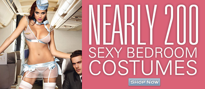 Nearly 200 Sexy Bedroom Costumes