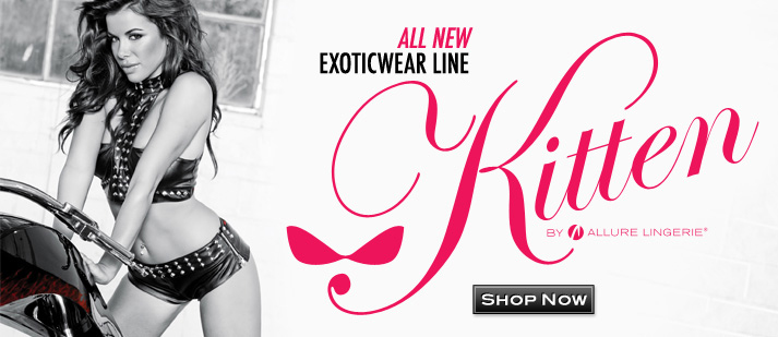 All New Kitten by Allure Lingerie