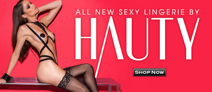 All New Sexy Lingerie by Hauty