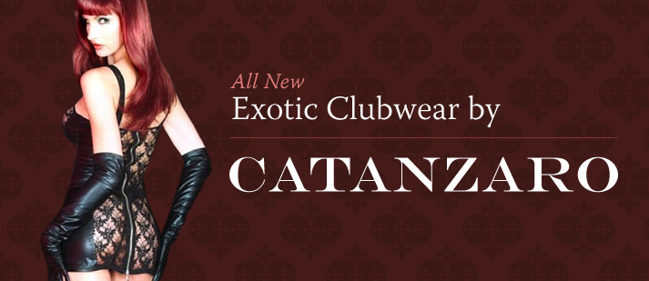 All New Sexy Clubwear by Catanzaro