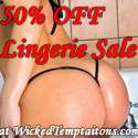 50% Off Lingerie