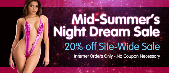Mid-Summer's Night Dream Sale