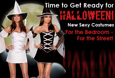 Sexy Witch Role Play Costumes