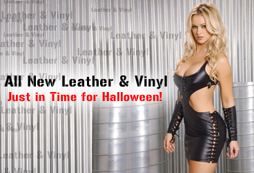 Exotic Leather for Halloween