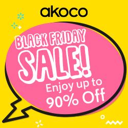 AKOCO Coupon code