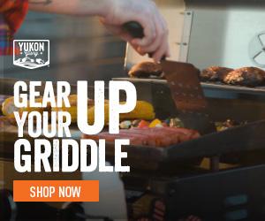 Yukon Glory Griddle Accessories