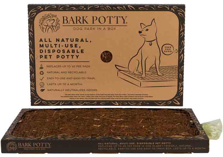 All Natural Pee Pad