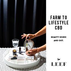 Leef Organics CBD Products