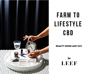 Leef Organics CBD Products