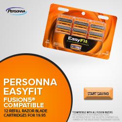 EasyFit 5 Blade Fusion Compatible