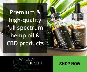 Premium & High Quality CBD products