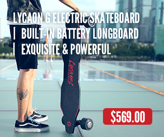 Electric Skateboard LycaonBoard G