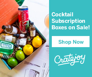 Cocktail Subscription Boxes on Sale!