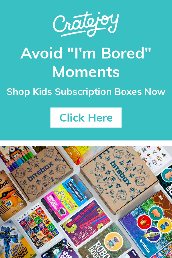 kids subscription boxes Cratejoy