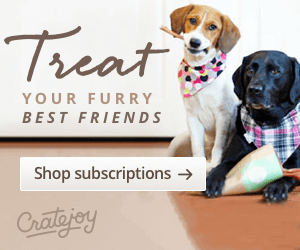 Dog Diaries-Cratejoy Dog Treats