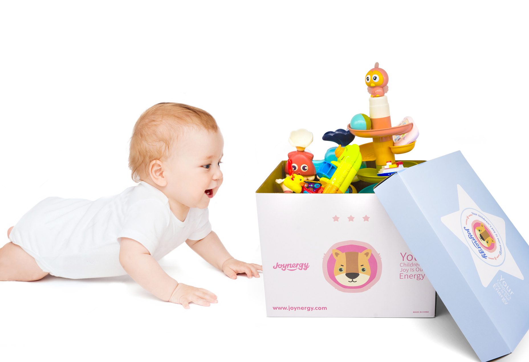 Toy Subscription Box Baby