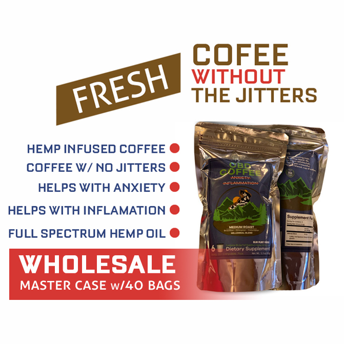 WHOLESALE CBD COFFEE