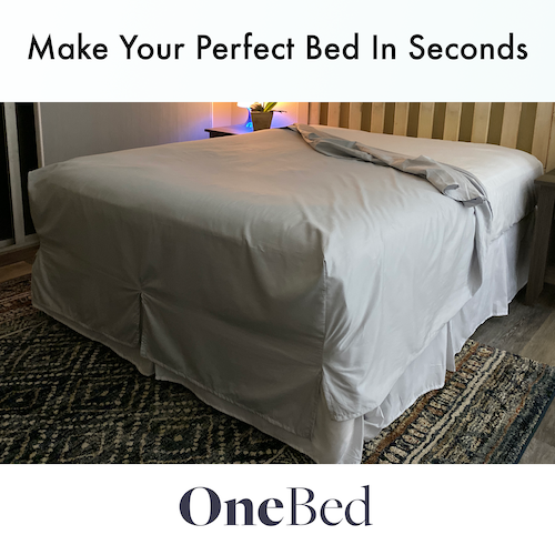 One Bed - Make Your Perfect Bed In Seconds