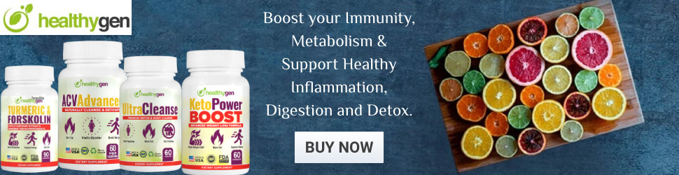 Boost Immunity with Healthygen