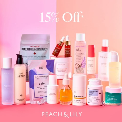Enjoy 15% Off Our Best Of K-Beauty Award Winners! No code needed, excludes Glass Skin Serum.