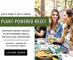 Simple Green Smoothie Banner