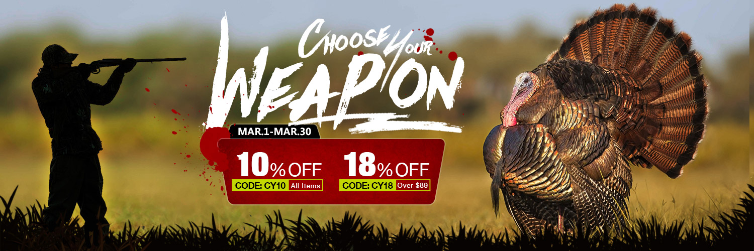 Up to 18% off on Tidewe Hunting Gear
