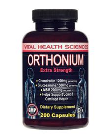 Orthonium - Extra Strength Joint Health Formula!